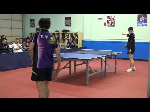 Chen Bowen(Chinese far side) VS Jang Ho Kim(김 장호 - Korean near side) #1