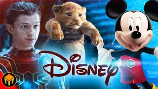 Disney And Money | The Spider-Man Deal, Remake Culture & The Lion King