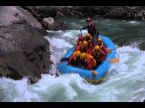 white water rafting queenstown new zealand youtube. Black Bedroom Furniture Sets. Home Design Ideas