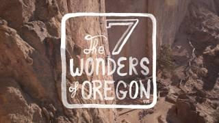 Making of The 7 Wonders of Oregon