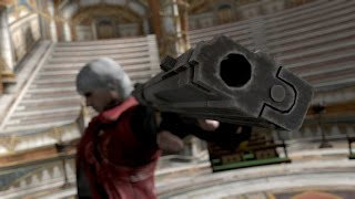 DEADPOOL vs DANTE ARCADE MODE