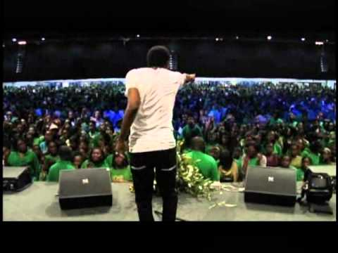 Deitrick Haddon - He's Able - Live excert from Blessed & Cursed