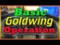 How To Start A Honda Goldwing