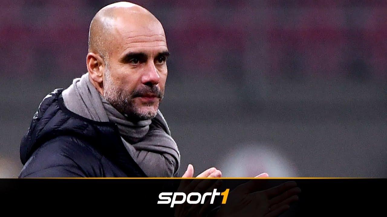 Guardiola gibt Versprechen ab | SPORT1 - DER TAG