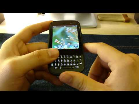 Palm Pixi (Sprint) Review