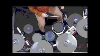 Old Siam, Sir drum cover (McCartney)