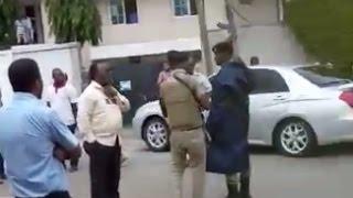 Waziri Mwingine Yamsibu Ya Nape, Asomeshwa Namba Za Kirumi