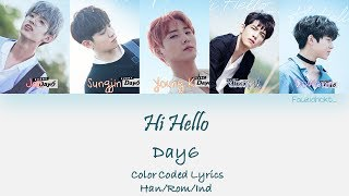 Video DAY6 – Hi Hello | Indo sub download MP3, 3GP, MP4, WEBM, AVI, FLV Maret 2018
