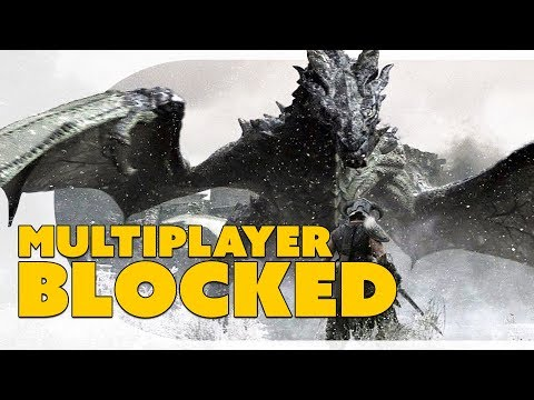 Skyrim Multiplayer BLOCKED by Bethesda? - The Know Game News