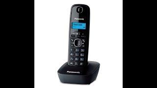 Радиотелефон Panasonic KX TG1611 RUH