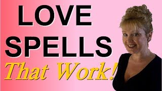 Love Spells that Work for FREE! Revealed by Real Witch!