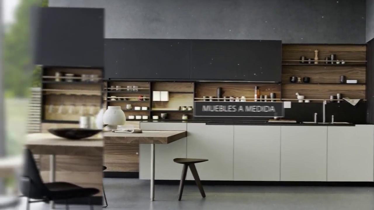 Diseno de muebles idee per interni e mobili for Medidas de muebles de oficina pdf