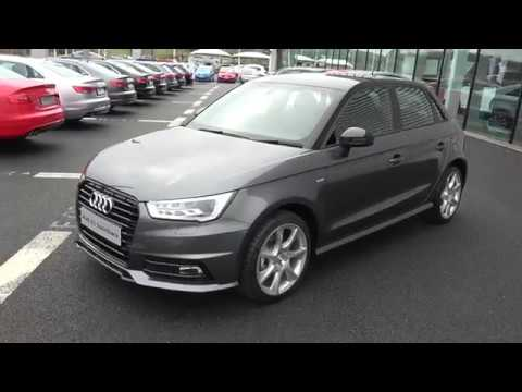 cmg audi sligo new 2018 audi a1 sportback 1 4tdi s line. Black Bedroom Furniture Sets. Home Design Ideas