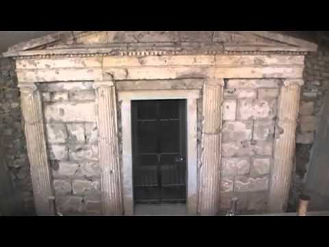Vergina tombs  macedonia  greece  king Phillip