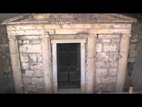 Vergina tombs  macedonia  greece  king Phillip