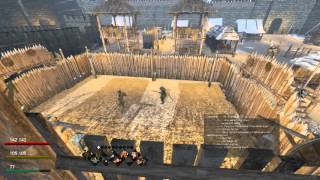 Life is Feudal Ironhold Arena Fight R2