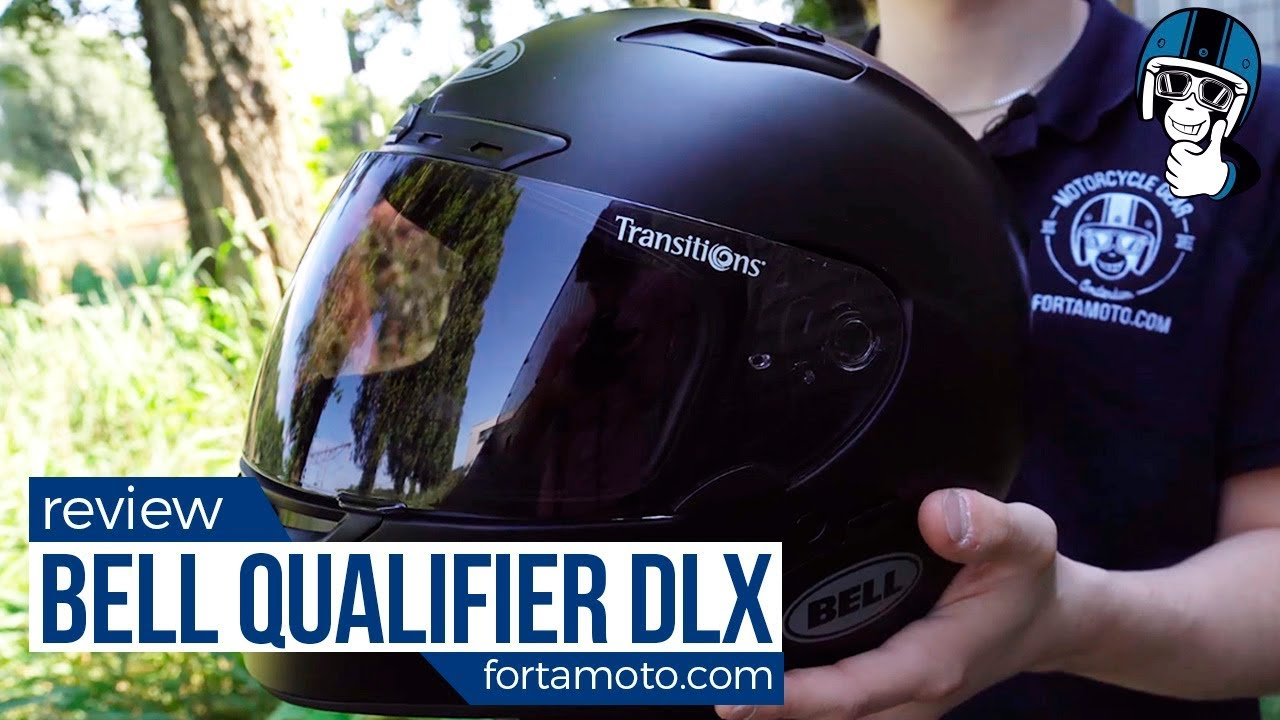 112d6ff0 REVIEW Bell Qualifier DLX (mips) | FortaMoto.com - YouTube