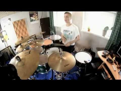 Nickelback - Burn It To The Ground - Drum Cover - Antoni Cepel