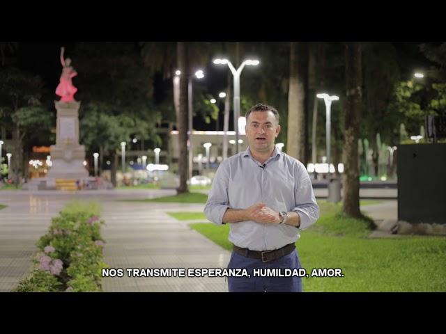 Saludo Navideño del Legislador Raúl Albarracín