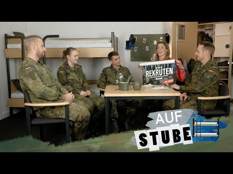 #04 Auf Stube: Die Rekruten – Bundeswehr