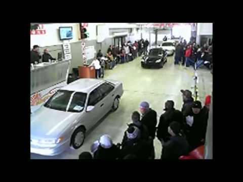Public Auto Auction including US Marshal Seized items