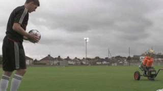 Adidas: Steven Gerrard clay pigeon shoot