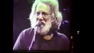 Grateful Dead- Visions of Johanna 7-8-95 with SBD audio