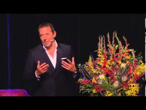 Greg Secker: How he began to trade at the National Achievers Congress, Sydney 2015