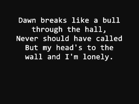 The Shins - New Slang (Lyrics)
