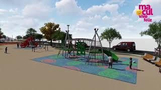 Presentamos el proyecto para el nuevo Parque Campus