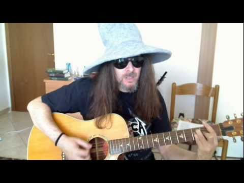 COURAGE - MANOWAR Acoustic Cover