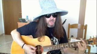 Courage Manowar Acoustic Cover