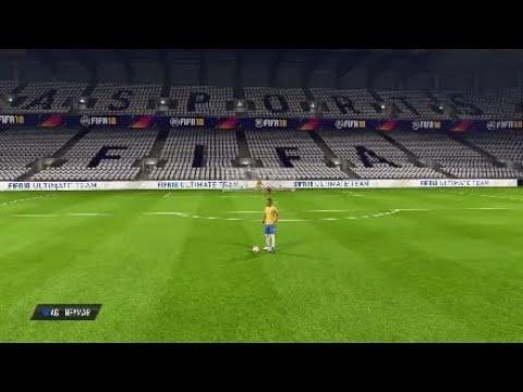 Fifa 19 Skill Moves Advanced Fake Shot Drag Back And El Tornado Youtube