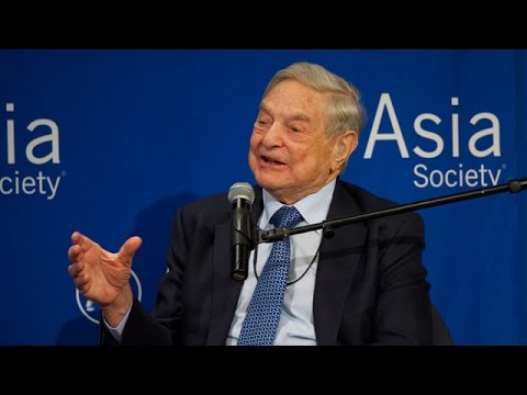 George Soros: 'I Consider Myself as Typhoid Mary' in China