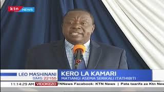 Waziri Matiang'i asema serikali itathibiti Kamari, huku 54% wanaocheza kamari ni watu maskini