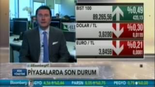 ALB Forex Araştırma Yönetmeni Onur Altın piyasaları değerlendirdi. Bloomberg HT