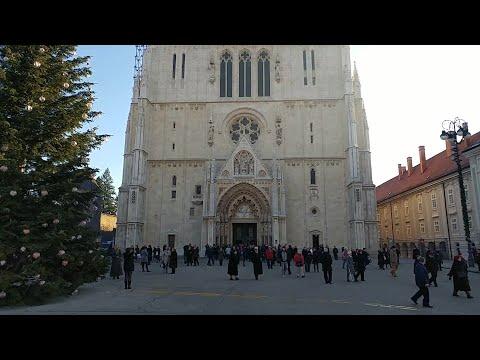 ZVONA, BELLS (8 Bells) / Christmas - Zagreb Cathedral - Croatia