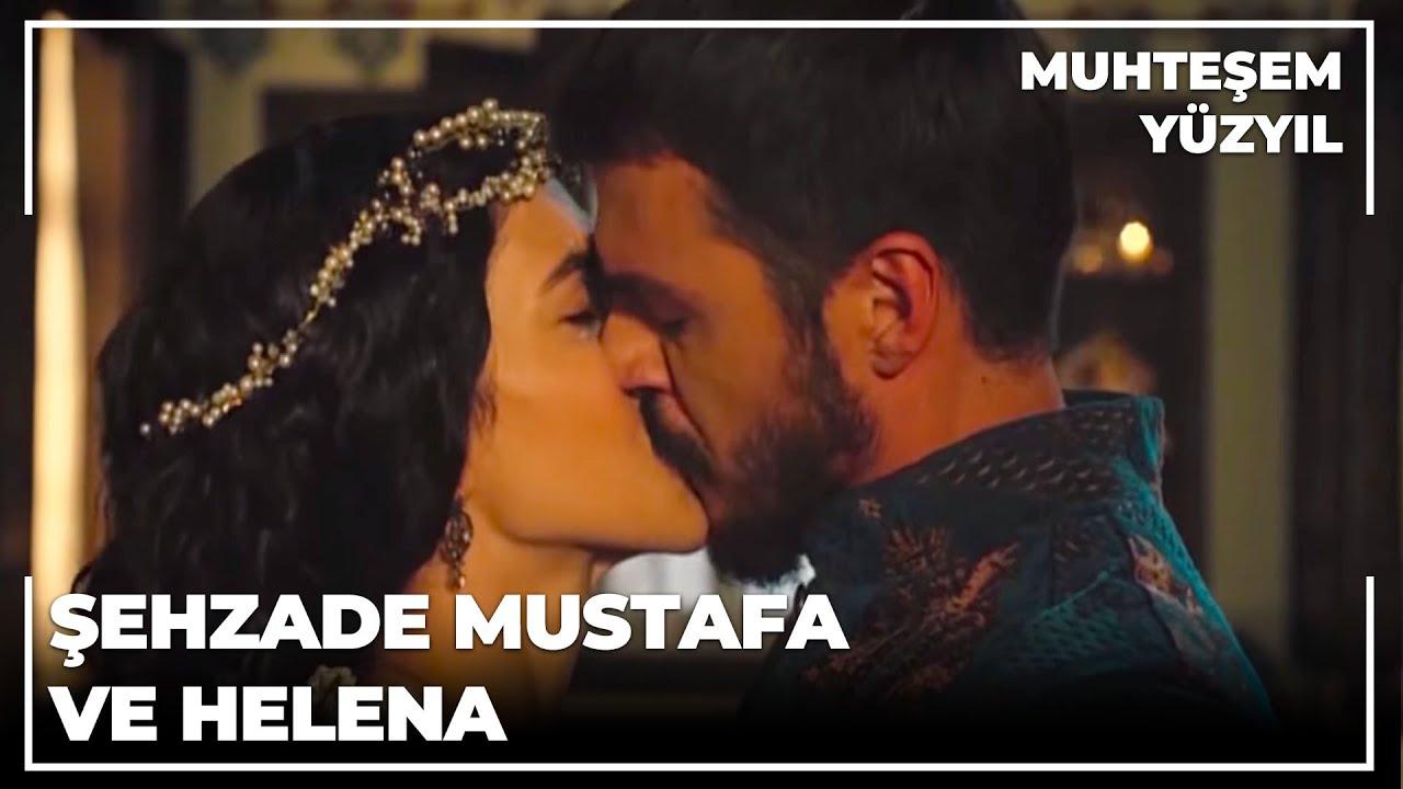 Şehzade Mustafa ve Helena - Muhteşem Yüzyıl 72.Bölüm
