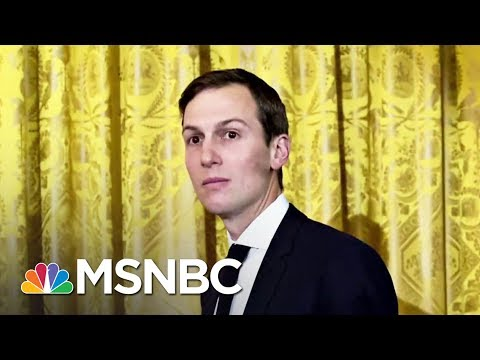 Jared Kushner Under FBI Scrutiny In Russia Probe | For The Record | MSNBC