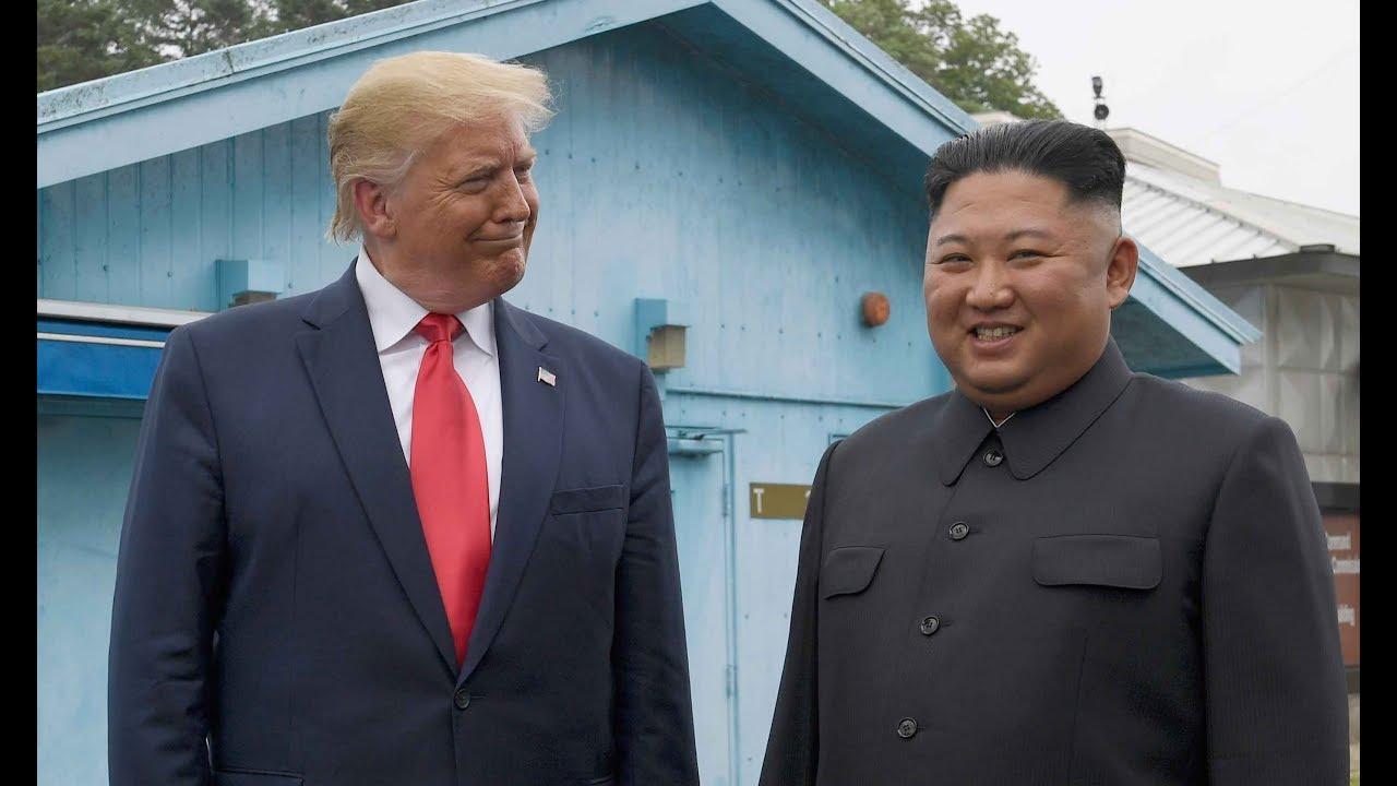 Dieser Fototermin könnte für Kim und Trump Gold wert sein