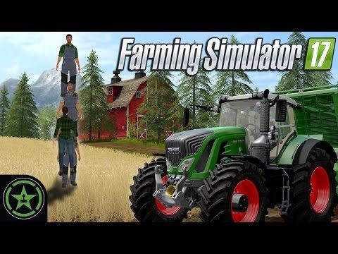 Let's Play - Farming Simulator 2017