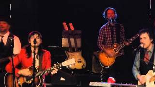 Chuck Prophet & Stephanie Finch - All is Forgiven - live Milla München Munich 2013-04-21