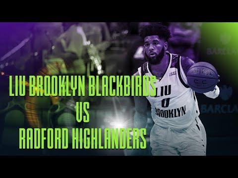 LIU Brooklyn Blackbirds vs. Radford Highlanders   Sports BIT   NCAAB Picks