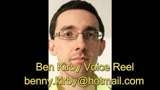 Ben Kirby Voice Reel #3918