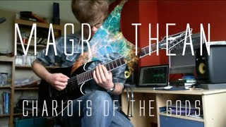 MAGRATHEAN - CHARIOTS OF THE GODS (Guitar Playthrough)