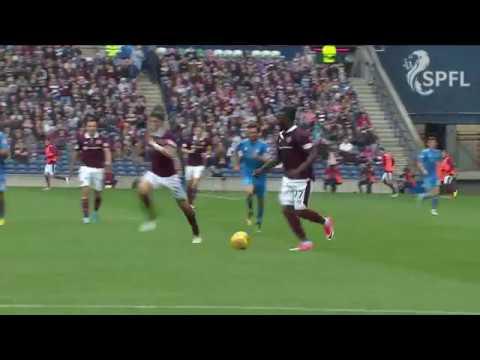 Sensational Joe Lewis denies Hearts at Murrayfield