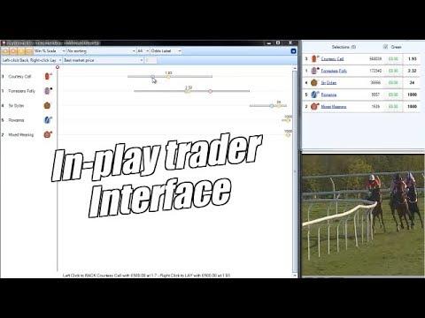 Betfair trading inplay - Bet Angel - Inplay trader - Hidden aspects