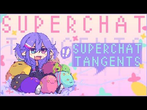 【SUPERCHAT TANGENTS】its time to do some origami 【NIJISANJI EN | Selen Tatsuki】
