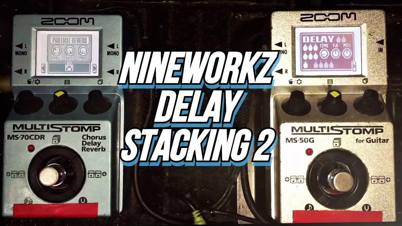 Download Nineworkz Delay Stacking Tutorial 2!