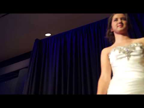 2015 New Mexico Wedding Expo fashion show (part 2)